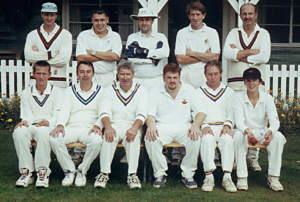 Cricket Team 1999