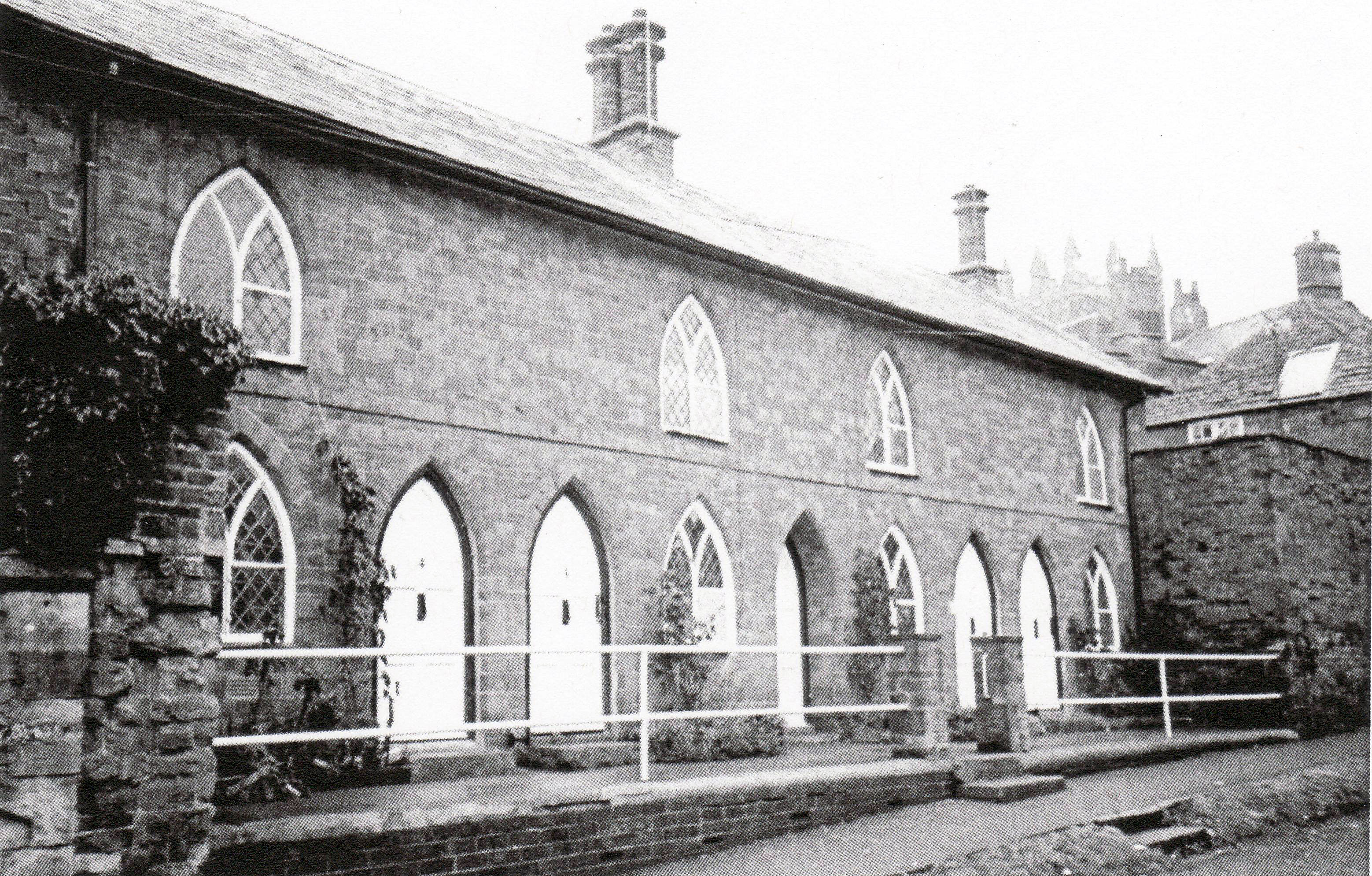 The Almshouse