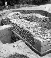 Castle Dig 1977