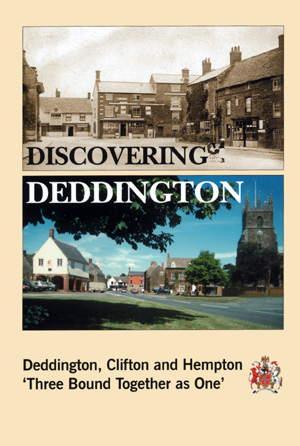 Discovering Deddington cover